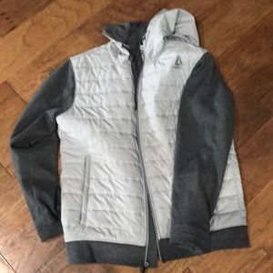 Reebok small young men's layering jacket